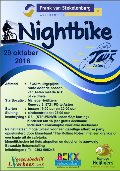 Nightbike asten